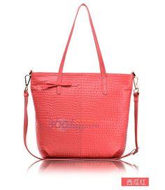 FOXER Leather Embossed Womens Handbag   Shoulder Bag 2d3f873920d53