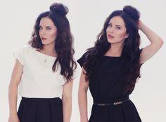 Slow Fashion, Charity, Black White, Model, Handmade, Stuff To Buy, Shirts, Shopping, Clothes