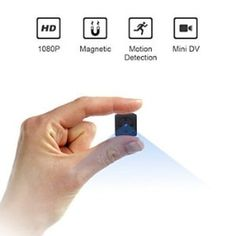 This is a Great Gadget for Your Home - Mini Spy Hidden Camera,NIYPS Portable Small HD Nanny Cam with Night Vision and Motion Detective,Perfect Indoor Covert Security Camera for Home and Office Camera Surveillance Wifi, Security Surveillance, Security Alarm, Surveillance System, Mini Spy Camera, Best Camera, Best Home Security, Security Cameras For Home, Security Tips