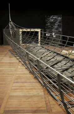 The largest Viking ship ever discovered © National Museum of Denmark