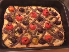 tarte aux sardines Secret Recipe, Vegetable Pizza, Vegetables, Recipes, Food, Pie, Recipies, Essen, Vegetable Recipes