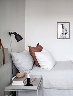 Home Interior Design .Home Interior Design Minimalist Bedroom, Minimalist Home, Modern Bedroom, Minimalist Scandinavian, Large Bedroom, Trendy Bedroom, Home Decor Bedroom, Decor Room, Bedroom Ideas