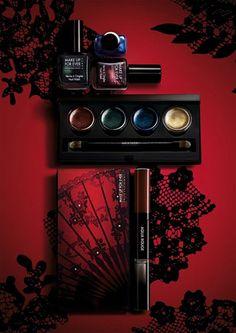 Lançamento Black Tango Make Up For Ever!