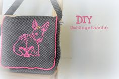 Free Sewing Tutorial messenger style bag. German Grins esters: diy {} shoulder bag ...