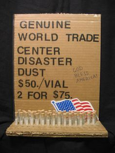 Commodification of 9/11