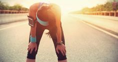 If you exercise in hot weather, you may be at risk for developing heat exhaustion, a serious condition that can quickly become heat stroke. Fadiga Adrenal, Adrenal Fatigue Symptoms, Chronic Fatigue Syndrome, Adrenal Health, Fatigue Surrénale, Runner's World, First Marathon, Shin Splints, Benefits Of Exercise