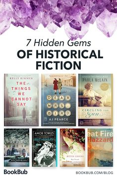 7 of the Best Historical Fiction Books You've Never Heard Of These must-read historical fiction books will transport you to another era! Fiction lovers will be delighted by these absorbing reads. Must Read Fiction Books, Best Historical Fiction Books, Best Books To Read, Good Books, Historical Romance, Ya Books, Books For Teens, Teen Books, Fiction And Nonfiction