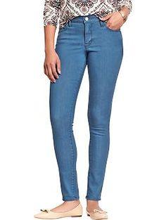 Womens The Rockstar Mid-Rise Skinny Jeans