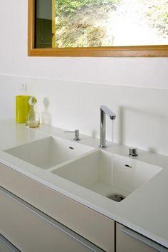 7 best corian sinks countertops images kitchen ideas kitchens rh pinterest com