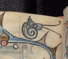 So many snails. Add MS 36684 f. 122v, 123r @BLMedieval