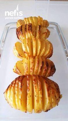 Potato Recipes, Pasta Recipes, Chicken Recipes, Cooking Recipes, Healthy Recipes, Healthy Food, Delicious Recipes, Turkish Recipes, Italian Recipes
