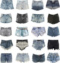 DIY shorts ideas!! diy-crafts