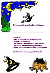 Heksen downloads » Juf Sanne Witch Party, Halloween Kids, Monsters, Party Themes, Humor, Wicca, Magic, School, Classroom