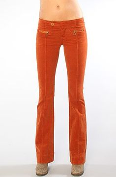 Dittos The Corduroy Flare Pant $53.96