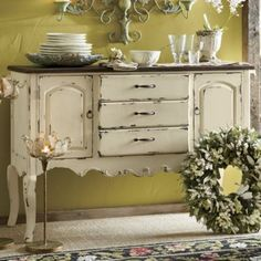 french sideboard if i dont buy this b/c of quality i do like style