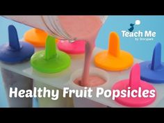 Easy, healthy and delicious food for young children -