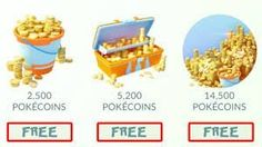 Fancy | Pokemon Go - Generate Free Pokecoins