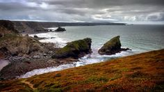 A flash from the past, Porthcadjack Cove, Cornwall #cornwall #portreath #porthcadjackcove #cove #beach  #seacliff  #cliff #summerholiday #summer2015 #Godrevy #coast #coastalpath