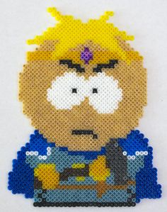 Butters Paladin - South Park Stick of Truth - Hama / Perler bead