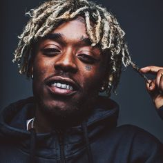 Lil Uzi Vert! He stays on his P's and Q's!