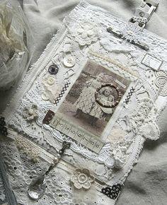 Vintage textile piece.
