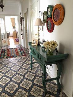 My Style My House - Dekorasyon Blogu ve Online E-Dekor Kursu: Ev Turu: Ayşe'nin Antalya'daki Evi