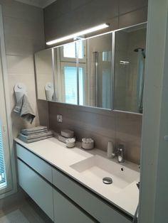 Decor, Framed Bathroom Mirror, Furniture, Home Decor, Mirror, Bathroom Lighting, Bathroom