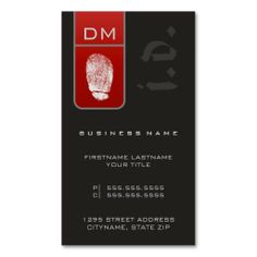 i.d. Business Card Template
