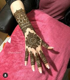 Henna Hand Designs, Latest Mehndi Designs, Circle Mehndi Designs, Mehndi Designs Finger, Modern Henna Designs, Stylish Mehndi Designs, Mehndi Designs For Girls, Mehndi Designs For Beginners, New Bridal Mehndi Designs