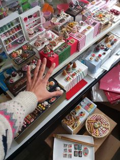 Many Miniature Cakes :) by Stephanie Kilgast of PetitPlat