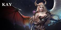 Most Beautiful Angel in LoA 2 - Survey Option 6