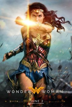 New Wonder Woman Poster by Artlover67