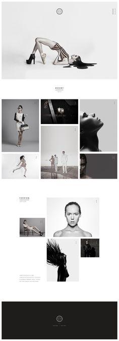 Sam Thies Twofold Graphic & Web Design Published by Maan Ali Layout Design, Layout Web, Ui Design, Graphisches Design, Poster Design, Branding Design, Menu Design, Stationery Design, Banner Design