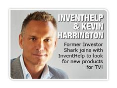 Read More About InventHelp & Kevin Harrington!   The Latest Invention Girl Blog: http://blog.inventhelp.com/inventhelp-signs-kevin-harrington-infomercial-pioneer-as-company-spokesperson/