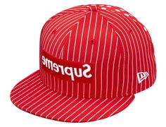Shirt 59Fifty Fitted Cap by SUPREME x COMME DE GARCON x NEW ERA