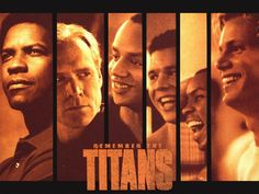 Remember the Titans Official Trailer (2000)