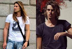 cabelos longos, long hairstyle, cabelo comprido masculino, fios longos, cortes masculinos, penteados masculinos, cabelo masculino, como pentear, alex cursino, mens, homens, grooming, moda sem censura  (39)-tile
