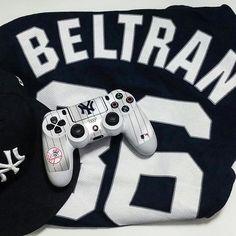 ⚾  #baseballisbetter #theshownation #mlbtheshow15 #mlb #baseball #beltran #carlosbeltran #newyork #newyorkyankees #ny #yankees #yankeesnation #ps4 #playstation #playstation4 #dualshock #dualshock4