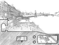 London Masterplan / Richard Rogers