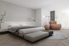 Luxury Bedroom Furniture, Luxury Bedroom Design, Master Bedroom Design, Home Bedroom, Bedroom Wall, Furniture Design, Bedroom Decor, Modern Luxury Bedroom, Bad Room Design