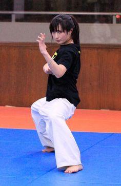 Rina Takeda | [ Swordnarmory.com ] #Martial #arts #swords