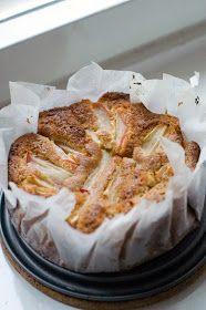 KÄDENVÄÄNTÖÄ: Taas omenaa Yams, Camembert Cheese, Mashed Potatoes, Cake Decorating, Sweet Tooth, Pancakes, Muffins, Food And Drink, Baking