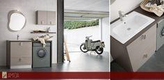 Funzionalità e design: oggi si può! Arreda con stile la tua lavanderia a prezzi eccezionali!