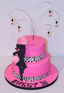 Cute idea for 16 bday but would place music notes and a clarinet for my daughter.