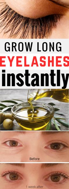 Grow long eyelashes fast, with this DIY homemade lash growth serum. It's super easy and effective, and will give you longer, fuller eyelashes in no time.