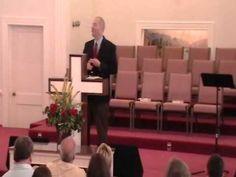 Sunday August 24, 2014 11 a.m. Daniel Ausbun preaching on John 15:18-25 at First Baptist Church, Moreland, Georgia