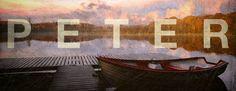 """""""Peter"""" an {e}votional at Epictrek.com. #purpose #mustread #Epictrek #tenacity #JimEdHardaway #courage #devotional #trust"""