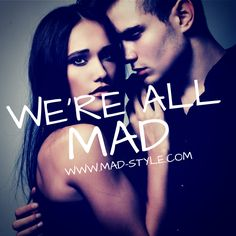 #MYMADSTYLE We're all a little MAD here! Mad for fashion! Mad for style! Mad for trend! Mad for you!   SHOP NOW: http://www.mad-style.com