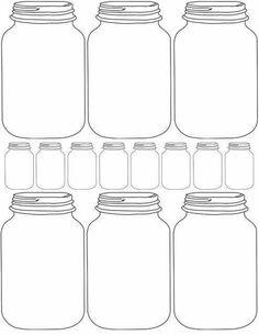 Free Jar Label Template New 17 Best Images About Free Mason Jar Printables On Mason Jars, Mason Jar Gifts, Canning Jars, Pots Mason, Printable Labels, Printables, Mason Jar Wedding Invitations, Ball Jars, Jar Labels
