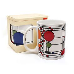 architecture mug   famous buildings, architectural drawings and gift